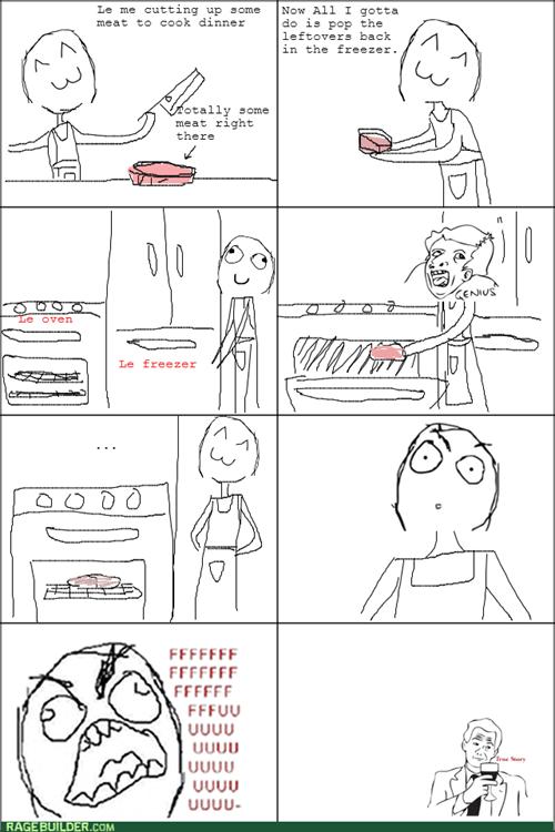 cooking genius freezer oven rage - 8151127552