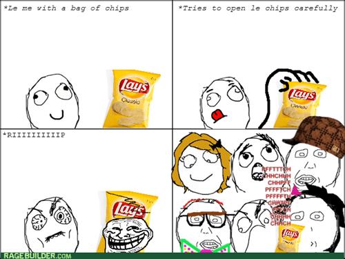 chips rage crinkle