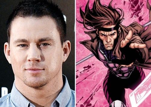 x men,gambit,channing tatum