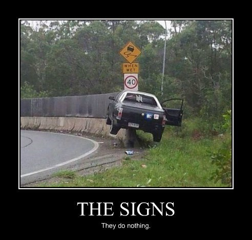 signs cars funny - 8152076544