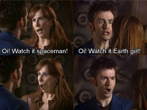 10th doctor sass donna noble - 8152252672