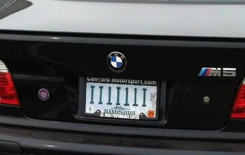 vanity plates,license plates