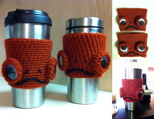 Knitta Please its a trap admiral ackbar DIY