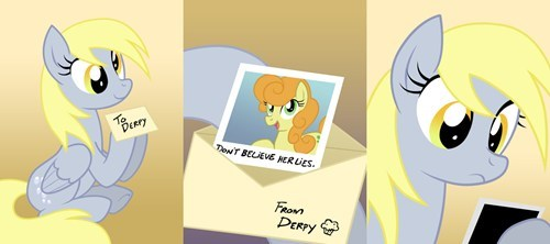 memento,derpy hooves,comics
