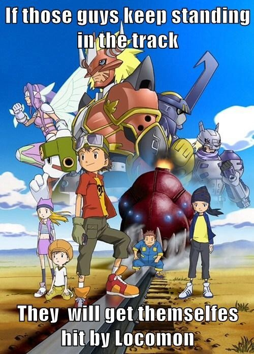 theoftenrightgal anime digimon - 8152730368