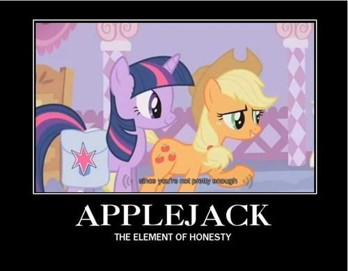 applejack elements of harmony twilight sparkle - 8153162240