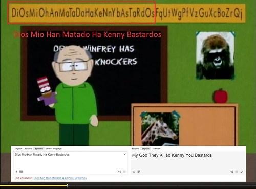 South Park cartoons - 8153502720
