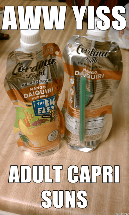 adult funny capri suns daquri after 12 g rated - 8153758464