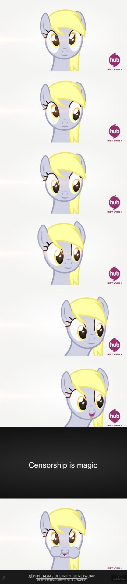 derpy hooves,hub,Fan Art