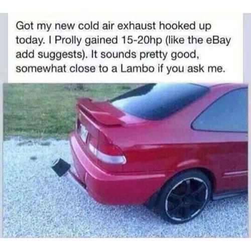 cars DIY muffler failbook g rated - 8153970688