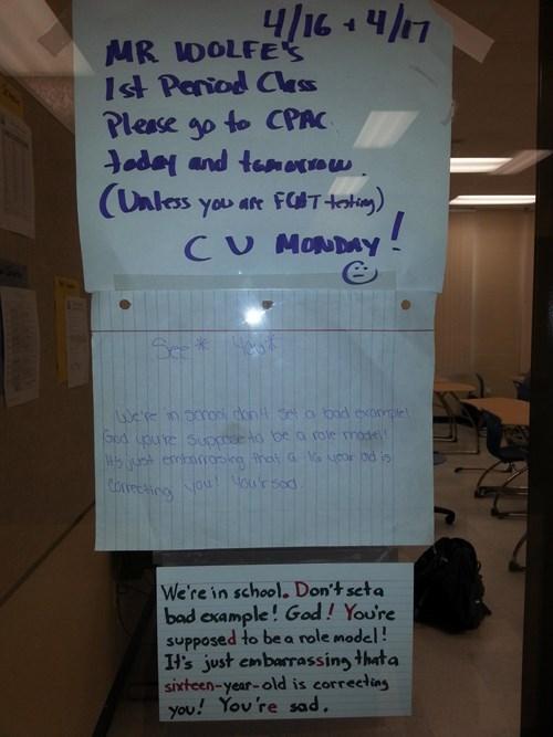 grammar class funny teachers - 8154077952