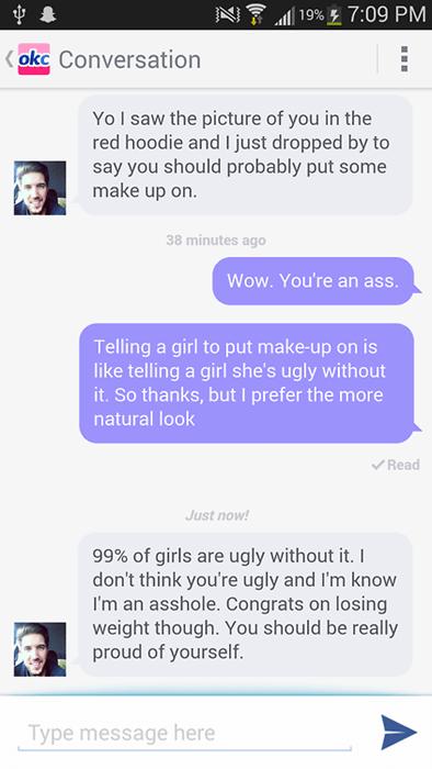 funny jerk idiots online dating wtf - 8154129408