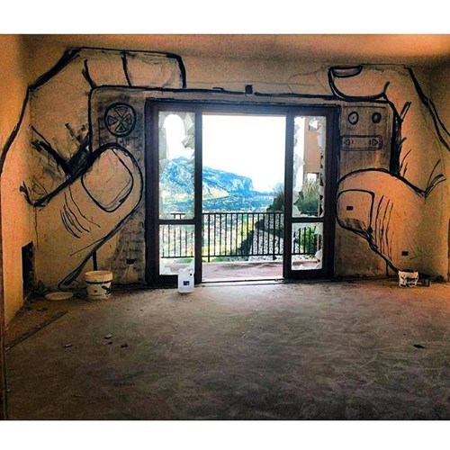 graffiti Street Art hacked irl - 8154158080