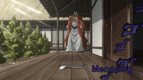 anime,spoon,JoJo's Bizarre Adventure