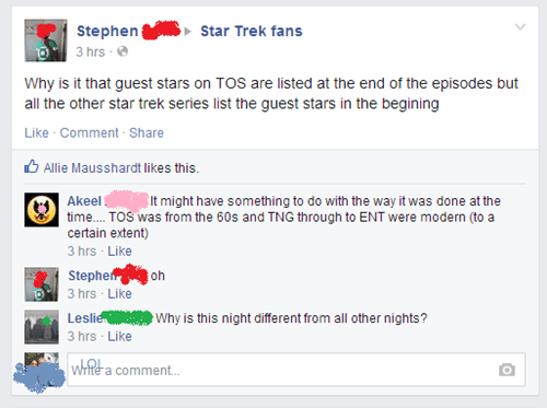 high,deep thoughts,Star Trek