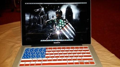Macbook pro,murica