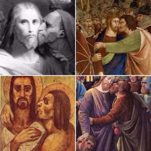 judas easter jesus christ