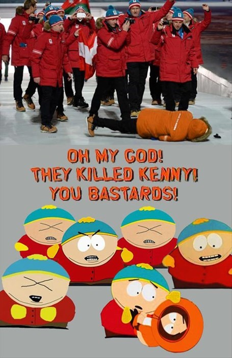 Kenny live action South Park - 8157282304