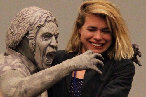 billie piper dont-blink rose tyler weeping angels - 8157318144