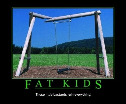 fat jokes funny swings - 8157424384