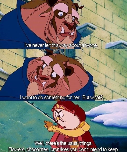 Beauty and the Beast disney cartoons dating - 8157513984