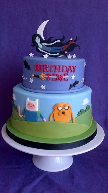 cake Fan Art cartoons adventure time - 8157528320