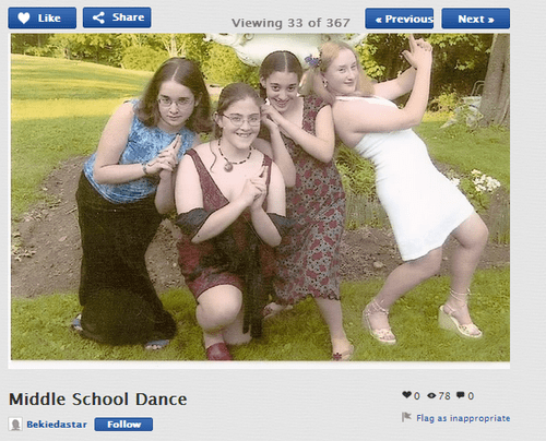 middle school charlies angels dance funny - 8158080512
