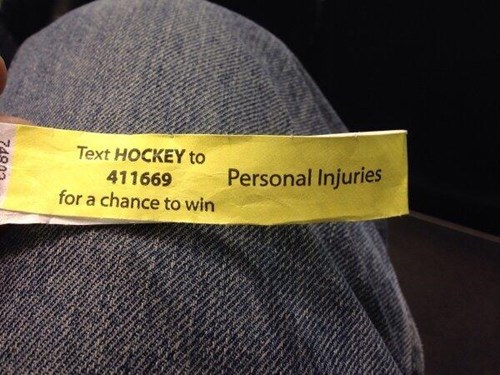 hockey monday thru friday promotion work g rated - 8158166784