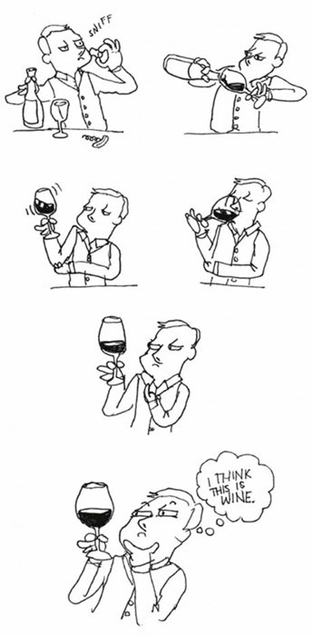 drinking wine web comics