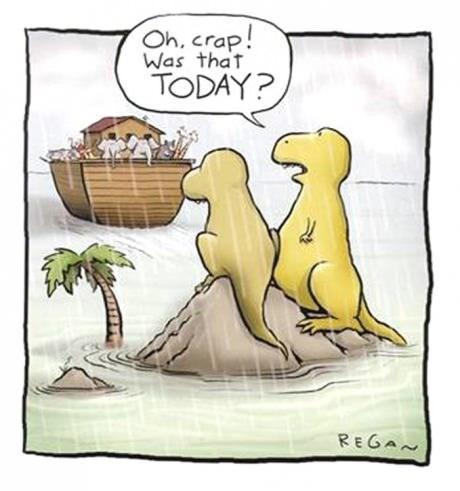history dinosaurs noahs ark web comics - 8158189056