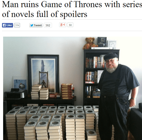books grrm Game of Thrones - 8158218496