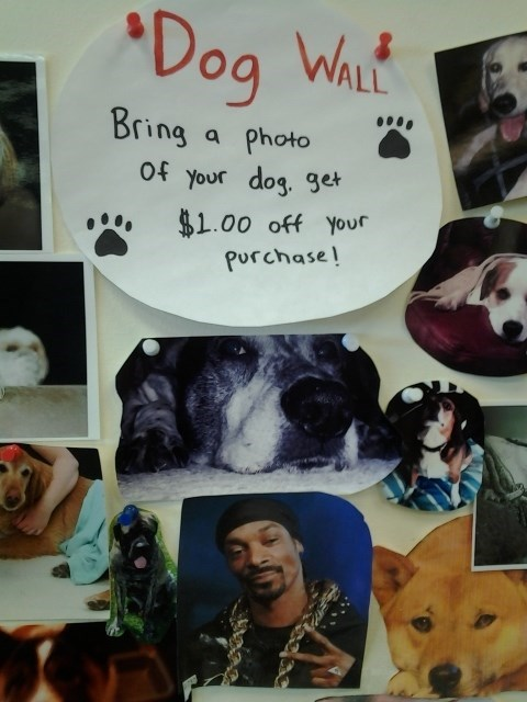 snoop dogg dog wall - 8158302720