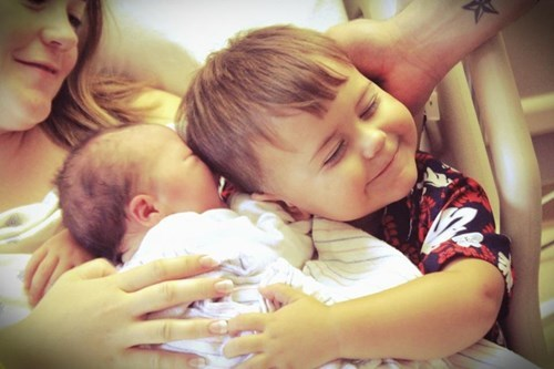 baby kids siblings newborn parenting - 8158522368
