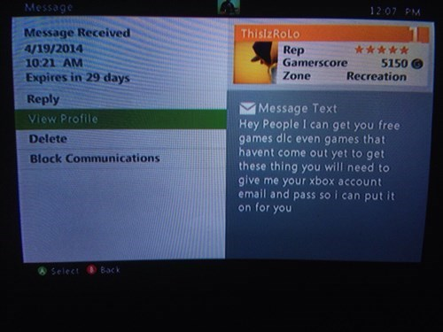 xbox live the internets - 8158577408