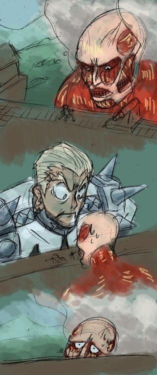 attack on titan kill la kill - 8158580480