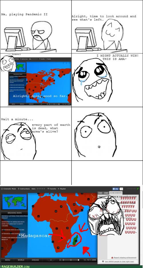 madagascar video games pandemic - 8158626816