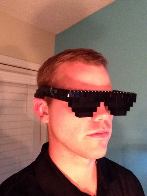 lego poorly dressed sunglasses - 8158650880