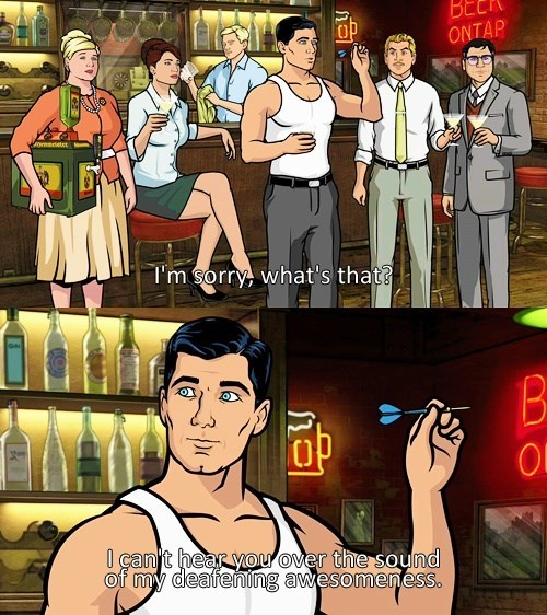 archer cartoons - 8158948608
