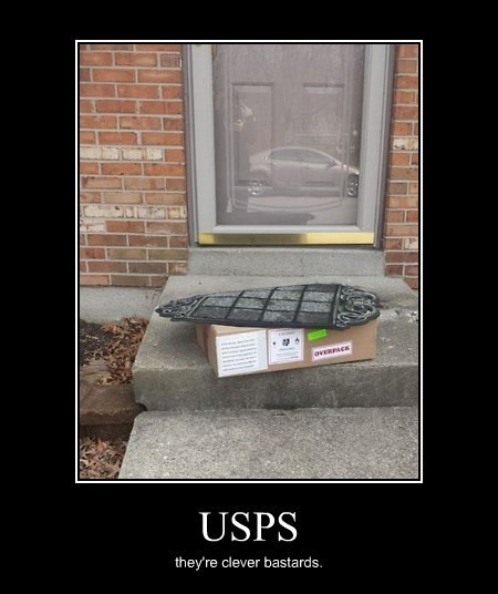 email package usps funny - 8159485440