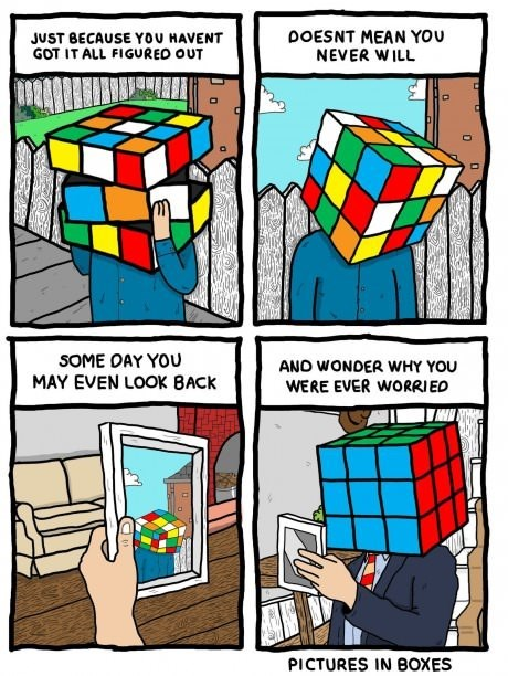 problems rubiks cube web comics - 8159498752