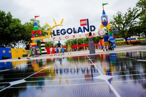 Earth Day florida legoland theme park - 8159536640