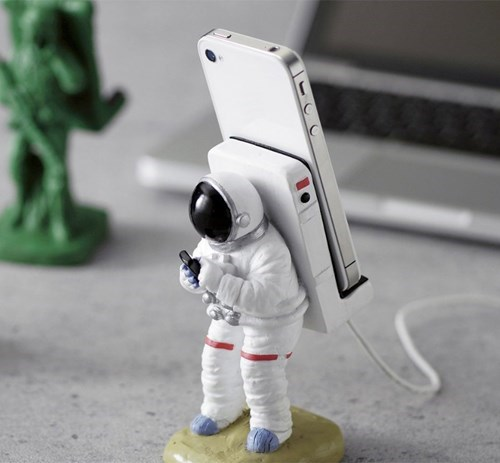 accessory astronaut charger iPhones shut up and take my money