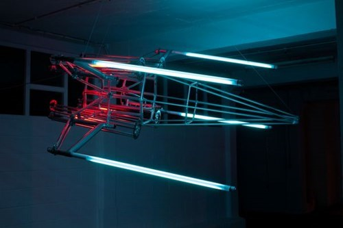 design lamp star wars nerdgasm x wing - 8159704320