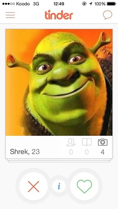 funny,online dating,shrek,tinder,g rated,dating