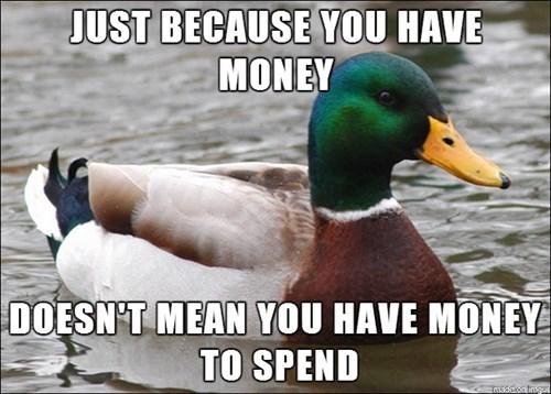 Actual Advice Mallard money - 8159880448
