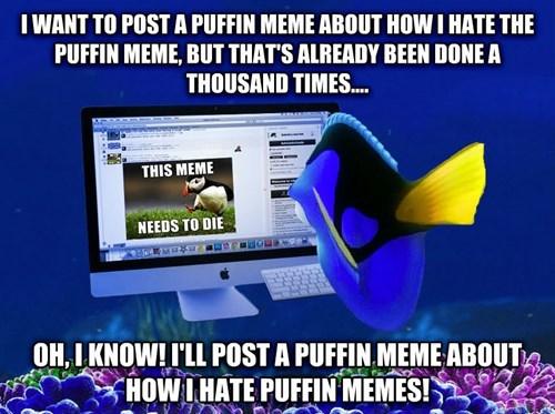dory unpopular opinion puffin - 8159882752
