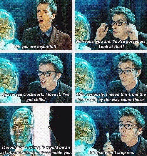 10th doctor,sass