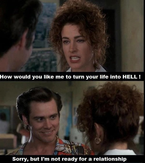 ace ventura movies funny relationships - 8159915776