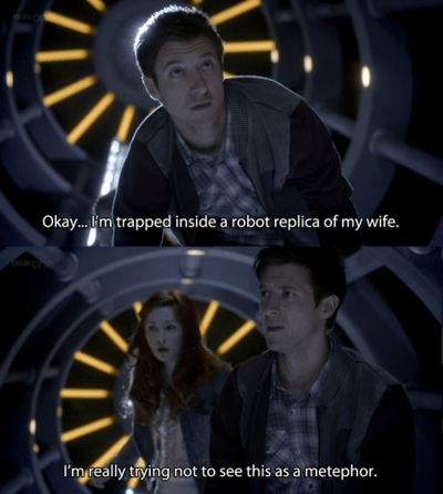 amy pond marriage rory williams - 8159939584