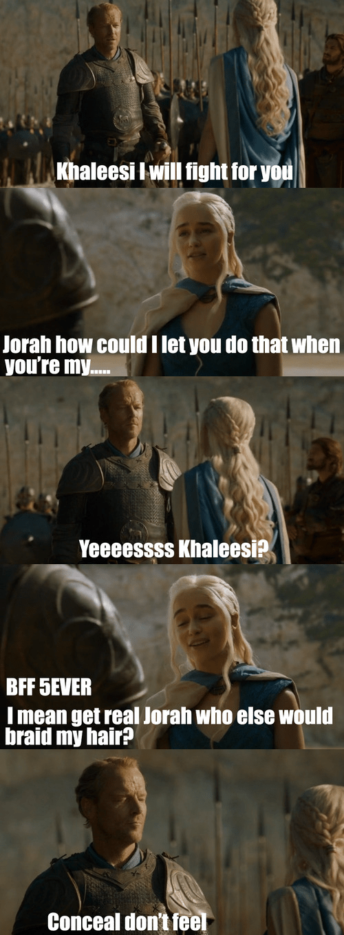 Game of Thrones jorah mormont season 4 - 8160166400